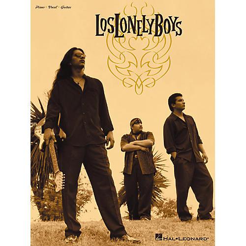 Hal Leonard Los Lonely Boys Piano/Vocal/Guitar Artist Songbook