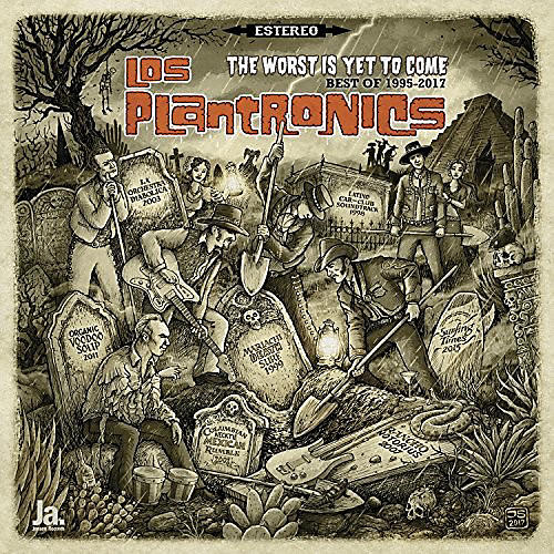 Alliance Los Plantronics - The Worst Is Yet To Come (Best Of 1995-2017)