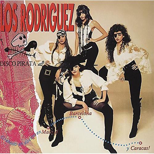 Alliance Los Rodriguez - Disco Pirata