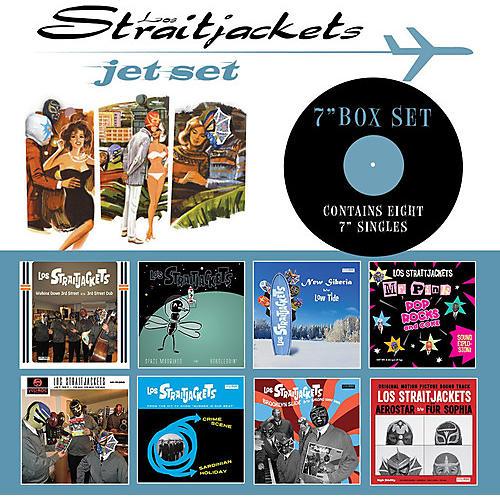 Alliance Los StraitJackets - Jet Set