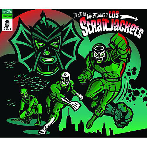 Alliance Los StraitJackets - The Further Adventures Of Los Straightjackets