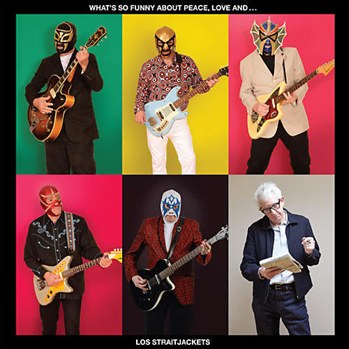 Alliance Los StraitJackets - What's So Funny About Peace Love & Los Straitjacks