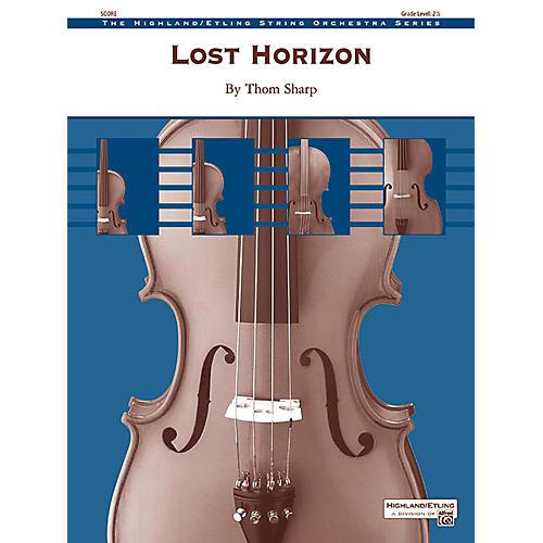 Alfred Lost Horizon 2.5