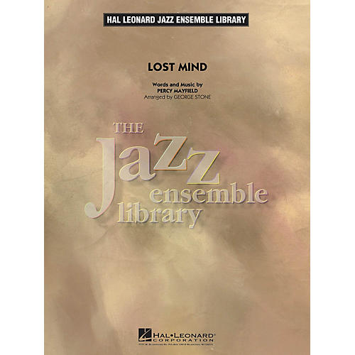 Hal Leonard Lost Mind Jazz Band Level 4 Arranged by George Stone
