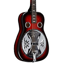 Beard Guitars Lotus Squareneck Acoustic-Electric Resonator Guitar