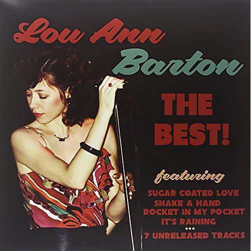 Alliance Lou Ann Barton - Best!