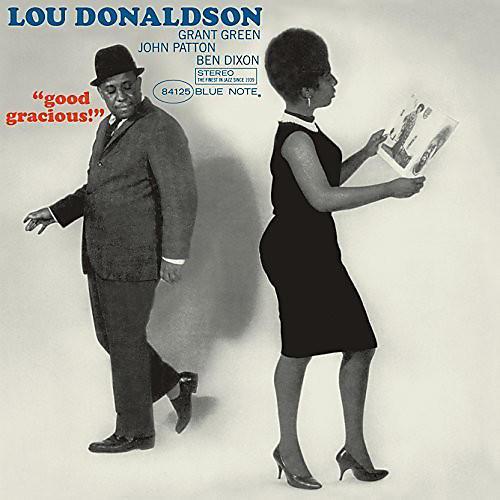 Alliance Lou Donaldson - Good Gracious