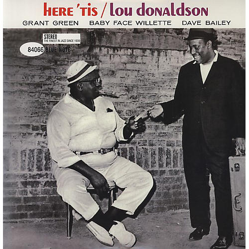 Alliance Lou Donaldson - Here Tis