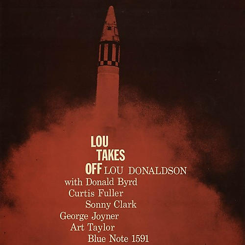 Alliance Lou Donaldson - Lou Takes Off