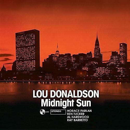 Alliance Lou Donaldson - Midnight Sun + 1 Bonus Track
