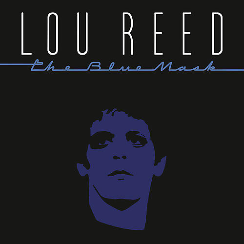 Alliance Lou Reed - The Blue Mask