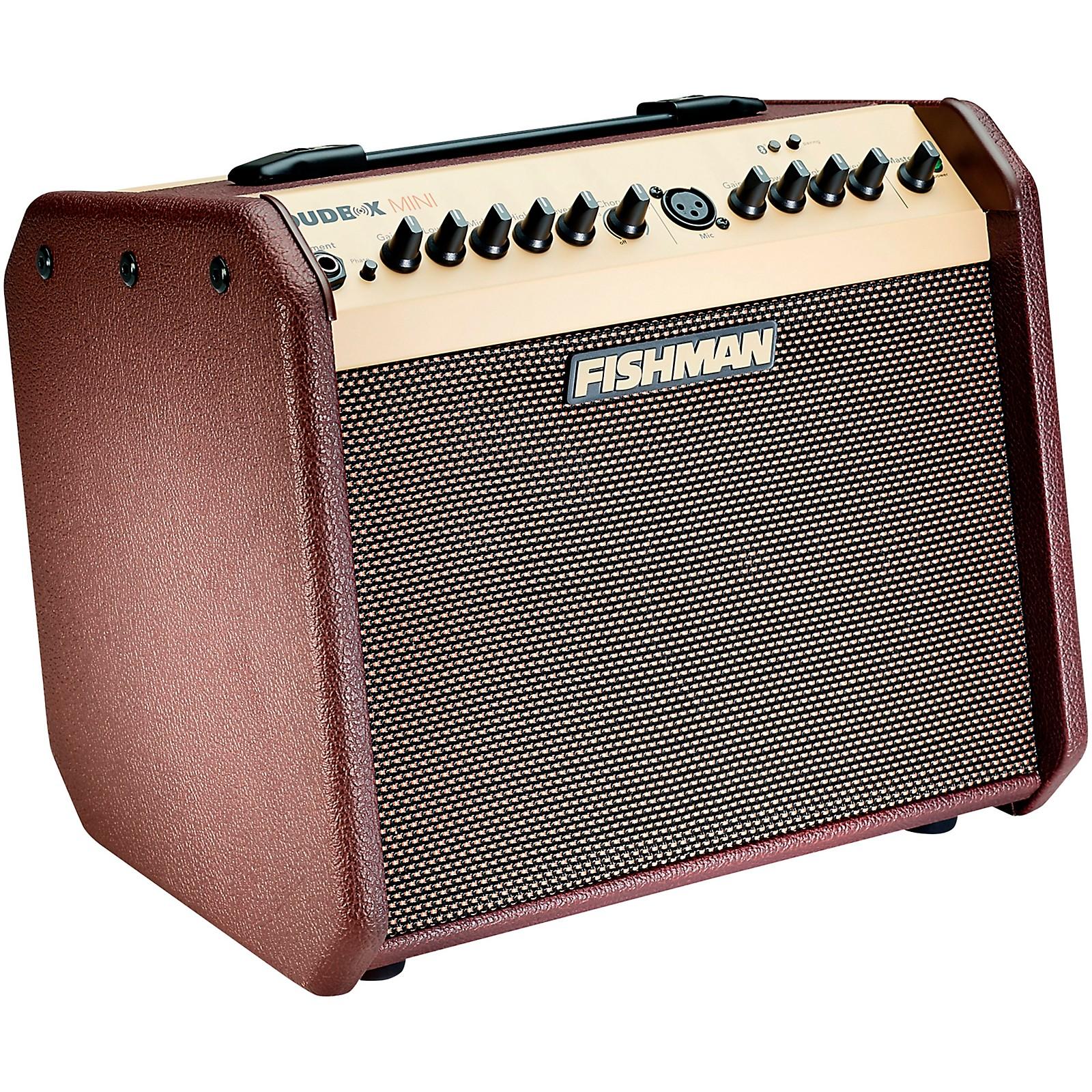 Fishman Loudbox Mini 60W 1x6.5 Acoustic Guitar Combo Amp with Bluetooth