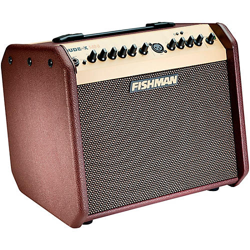 Fishman Loudbox Mini 60W 1x6.5 Acoustic Guitar Combo Amp with Bluetooth Brown