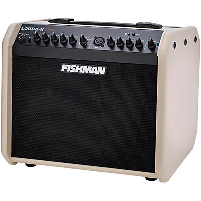 Fishman Loudbox Mini 60W 1x6.5 Acoustic Guitar Combo Amp with Bluetooth