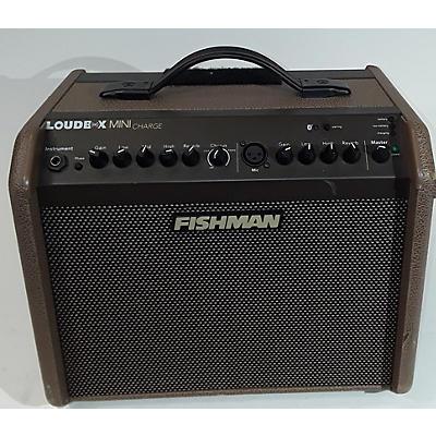 Fishman Loudbox Mini Charge Acoustic Guitar Combo Amp