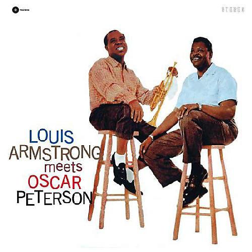 Alliance Louis Armstrong - Meets Oscar Peterson