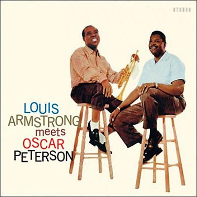 Louis Armstrong - Meets Oscar Peterson