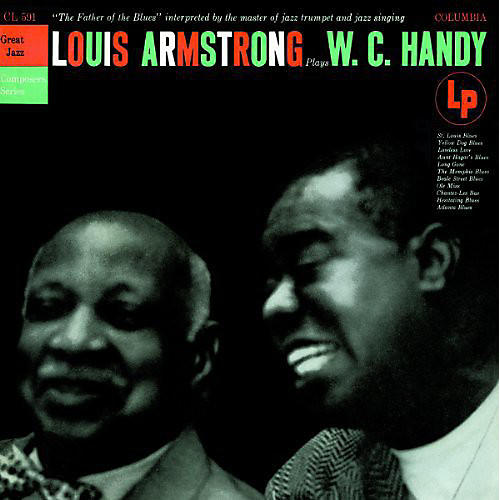 Alliance Louis Armstrong - Plays W.C. Hardy