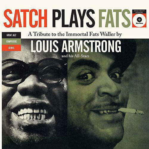 Alliance Louis Armstrong - Satch Plays Fats