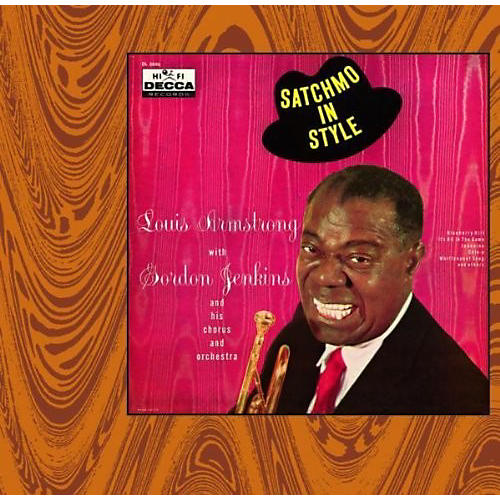 Louis Armstrong Satchmo In Style 2 Bonus Tracks