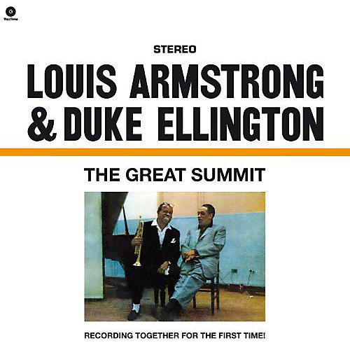 Alliance Louis Armstrong & Duke Ellington - Great Summit