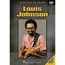 Hal Leonard Louis Johnson (DVD)