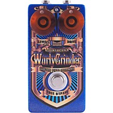 Open BoxLounsberry Pedals Lounsberry Wurly Grinder Electric Piano Overdrive Effects Pedal