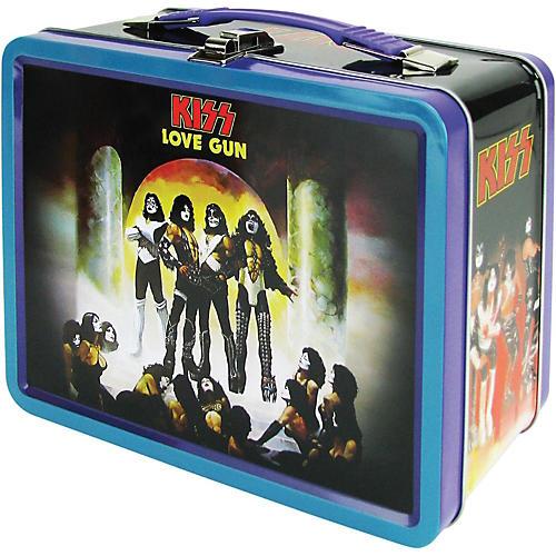 KISS Love Gun Tin Tote/Lunchbox