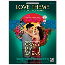 Alfred Love Theme from Crazy Rich Asians Piano Solo
