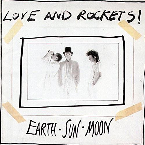 Alliance Love and Rockets - Earth Sun Moon