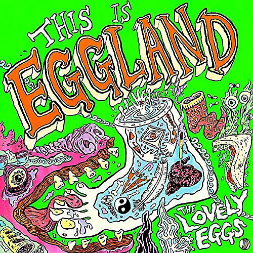 Alliance Lovely Eggs - This Is Eggland