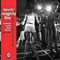 Alliance Lovin Mighty Fire: Nippon Funk/Soul/Disco 73-83 thumbnail