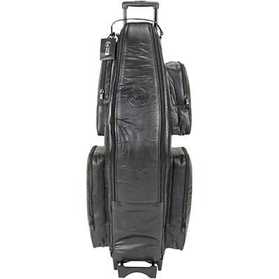 Gard Low Bb Baritone Saxophone Wheelie Bag