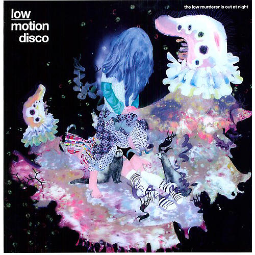 Alliance Low Motion Disco - Low Murderer Is Out at Night