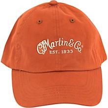 Martin Low Profile Ball Cap - Orange