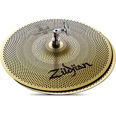 Zildjian Low Volume Hi-Hat Pair
