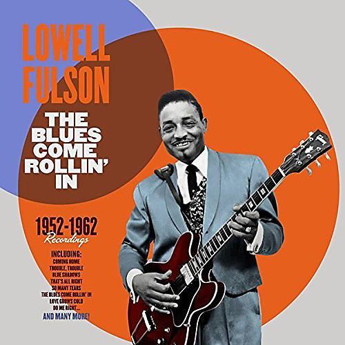Alliance Lowell Fulson - Blues Come Rollin in 1952-1962 Recordings