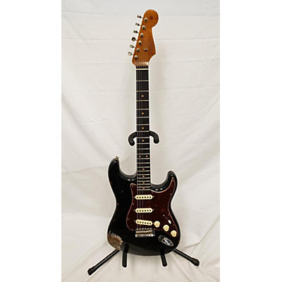Fender Ltd 60s Roasted Stratocaster Hvy Relic Solid Body Electric Guitar