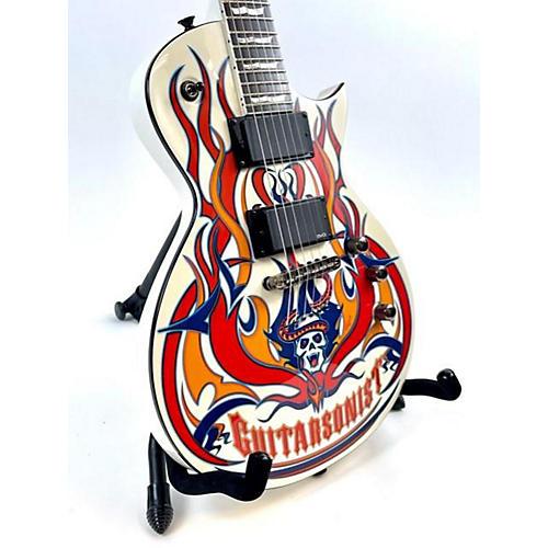 Ltd Eclipse Guitarsonist Solid Body Electric Guitar