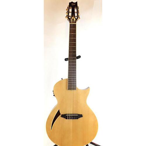 Ltd TL-6N Classical Acoustic Electric Guitar
