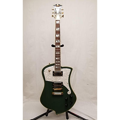 D'Angelico Ludlow Deluxe Solid Body Electric Guitar
