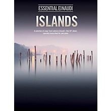 Music Sales Ludovico Einaudi - Islands: Essential Einaudi Piano Solo Songbook
