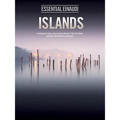 Music Sales Ludovico Einaudi - Islands: Essential Einaudi Piano Solo Songbook