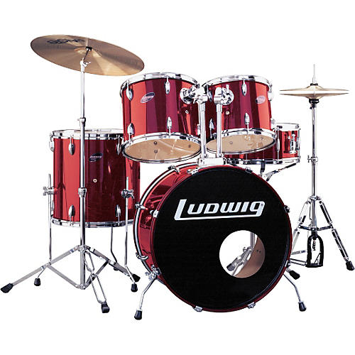 Ludwig Ludwig Accent Combo Series Shell Pack Only
