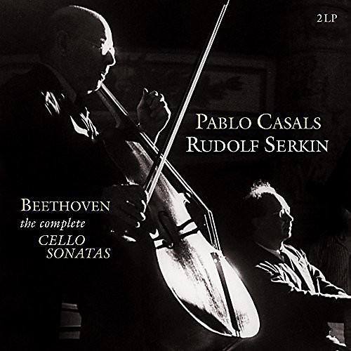 Alliance Ludwig van Beethoven - Complete Cello Sonatas 1-4