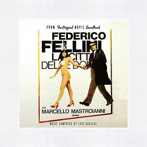 Alliance Luis Bacalov - Federico Fellini's la Citta' Delle Donne (Original Soundtrack)