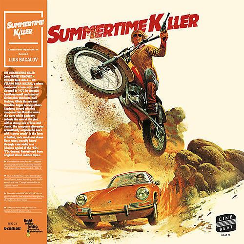 Alliance Luis Bacalov - Summertime Killer (original Soundtrack)