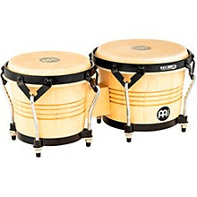 Open Box Meinl Luis Conte Artist Series Bongos with Solid Wood Connection