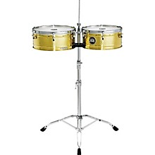 Open Box Meinl Luis Conte Brass Timbales