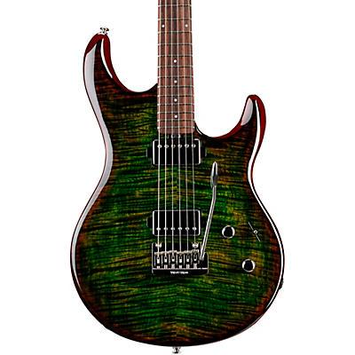Ernie Ball Music Man Luke 3 HH Flame Maple Top Rosewood Fingerboard Electric Guitar
